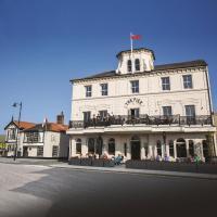 The Pier Hotel, hotel in Harwich