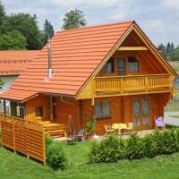 """""""kleines jagdhaus""""- Hüttenurlaub in Bayern, hotel in Philippsreut"""