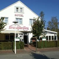 Hotel Strandpavillon, Hotel in Baabe
