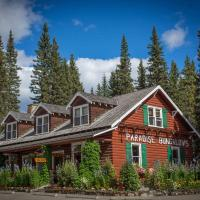 Paradise Lodge and Bungalows, hotel em Lake Louise