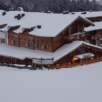 Panorama Chalets am Pass Thurn