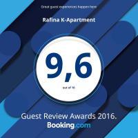 Rafina K-Apartment, מלון ברפינה