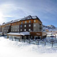 Virgo Hotel & Spa, hotel in Las Lenas