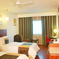 Fortune Murali Park Hotel, hotel in Vijayawāda