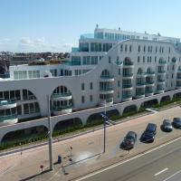White Princess-Yzzis, hotel a Koksijde