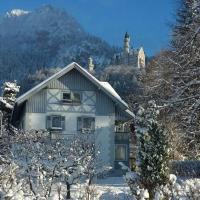 Romantic-Pension Albrecht - since 1901, hotel in Hohenschwangau