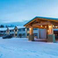 Prestige Hudson Bay Lodge, hotel em Smithers