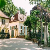 Hotel Villa Sorgenfrei & Restaurant Atelier Sanssouci, hotel in Dresden
