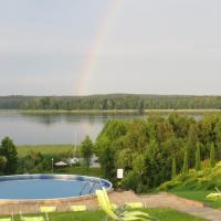 Willa Dąbrowa – hotel w mieście Dąbrówno