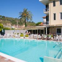 Hotel Delle Mimose, hotell i Diano Marina