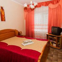 Baikalskaya Zhemchuzhinka Leningradskiy Prospekt 4, отель в Северобайкальске
