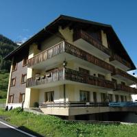 Bright Apartment in Blatten with Open Kitchen