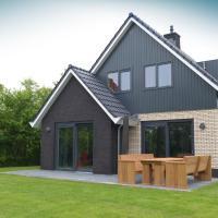 Luxury Villa In Texel With Private Garden