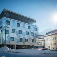 Cubo Sport & Art Hotel, Hotel in Sankt Johann in Tirol