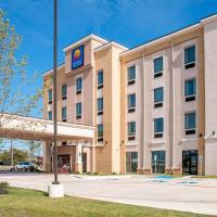 Comfort Inn & Suites San Marcos, hotel in San Marcos