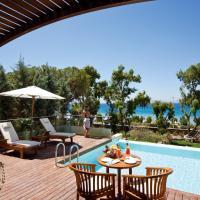 Elite Suites by Rhodes Bay, отель в городе Иксия