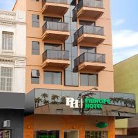 Príncipe Hotel, hotel in Joinville