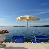 Hotel Monte Baldo e Villa Acquarone, hotell i Gardone Riviera