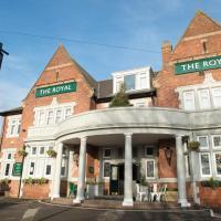 Royal Inn, hotel in Scunthorpe