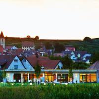 Kreuz-Post Hotel-Restaurant-SPA, hotel in Vogtsburg