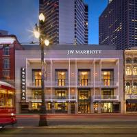 JW Marriott New Orleans, hotel in Downtown New Orleans, New Orleans