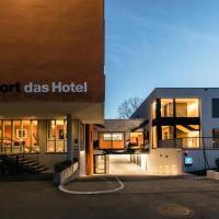 Montfort - das Hotel, hotel in Feldkirch