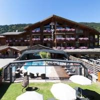Le Nagano, hotel in Les Gets