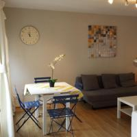 Central Yellow Apartment