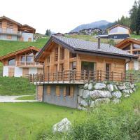 Comfortable Chalet by the Ski Resort in La Tzoumaz with Sauna