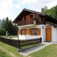 Spacious Chalet near Ski Area in Saclenz, hotel in Nendaz
