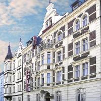 Hotel Victoria, hotel in Pilsen