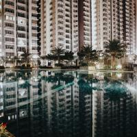 SINGGAH Putrajaya - 3BR with Pool and KL View, Fully AC, HS WIFI
