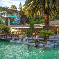 Taupo Debretts Spa Resort, hotel in Taupo