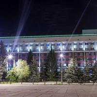 Гостиница Звезда Жигулей, отель в Тольятти