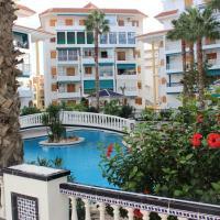 Apartment Belgica 7, hotel en La Mata
