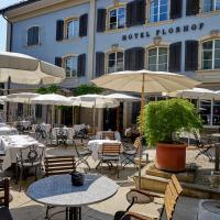 Hotel Florhof, hotel in Zurich