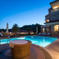 Luxury Villa Godi Star with private heated pool, staff - concierge service