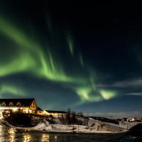 Skútustaðir Guesthouse, hótel við Mývatn