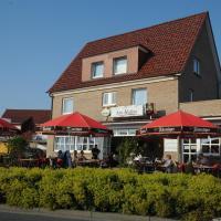 Hotel Pension Am Hafen, Hotel in Norddeich