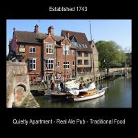 Stay Norwich Apartment River View with Free Parking