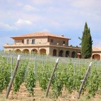 Agriturismo Poggio Al Tufo, hotell i Pitigliano