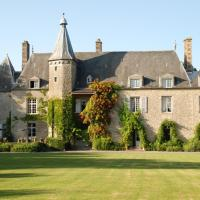 Château de Saint Paterne, hotel in Saint-Paterne