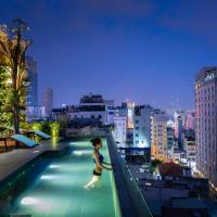 Silverland Yen Hotel, hotel in District 1, Ho Chi Minh City