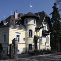 Villa Nova - Hotel garni, hotel in Waidhofen an der Ybbs