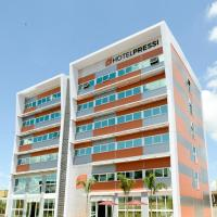 Hotel Pressi, hotel in Pinhalzinho