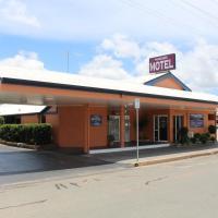 Parkside Motel & Licensed Restaurant, отель в городе Эр