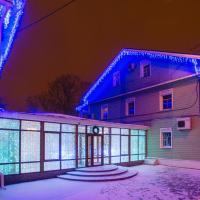 Гостиница Палисад, отель в Вологде