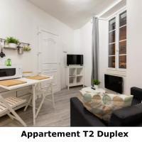 Appartement T2 Duplex, hotel in Revel