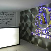 Andrea´s Hotel Boutique, hôtel à Zacatlán