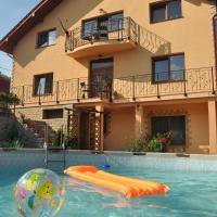 Pensiunea Dunavis, hotel in Orşova